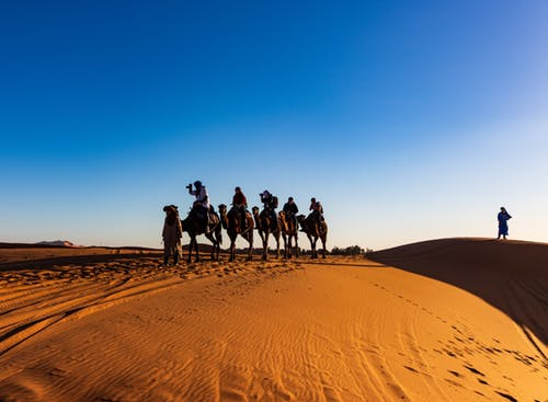 3-Days Marrakech to Fez Desert-Tour