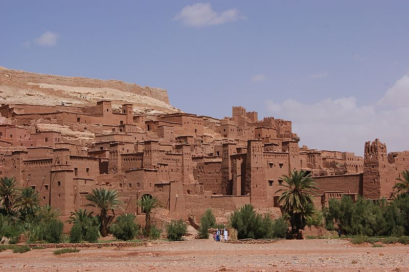 Ait Benhaddou & Ouarzazate Day trip from Marrakech - Kasbahs & Ksours tours of peace
