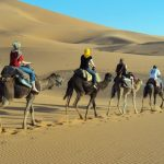 Merzouga Camel Trekking, Morocco Camel Ride, Morocco Camel Trekking Tours, Sunrise Camel Trek, Sunset Camel Trek ,Trekking in Morocco, Camel Rides, Morocco Camel Treks,